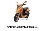GY6 50cc 4 stroke manual