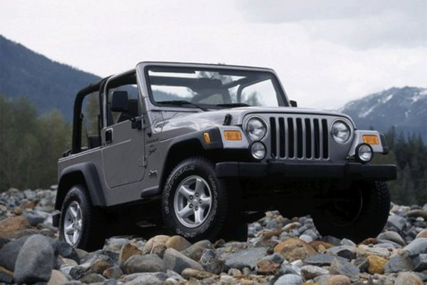 Product picture Jeep Wrangler 2004 Service Repair Manual