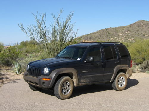 Product picture Jeep KJ 2002 Liberty  Cherokee Parts Catalog